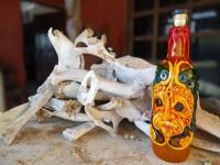 Декор бутылок – 65 фото роскошных проектов украшения пустых бутылок для украшения интерьера