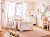 Детская комната для девочки — 60 фото дизайна интерьера. Идеи для реализации разных стилей