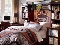 Детская комната для мальчика – 100 фото необычных вариантов современного дизайна