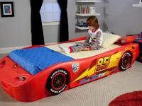 Детская кровать-машина: уникальные и современные кровати для детей разных возрастов (85 фото)