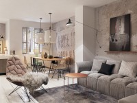 Дизайн квартир 2019 года (140 фото) – интересные варианты интерьера и стильные сочетания