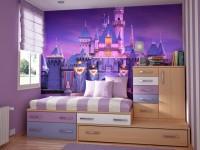 Фотообои для детской комнаты — цветные мотивы и лучшие идеи для оформления стен (80 фото)