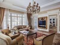 Классическая гостиная – 80 фото идей дизайна и правила реализации классического стиля