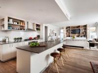 Кухня-студия – 110 фото дизайнерских идей воплощенных в жизнь!