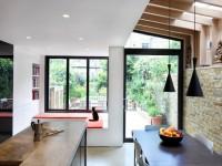 Кухня в частном доме – современные решения и нюансы интерьера для загородных домов (70 фото)
