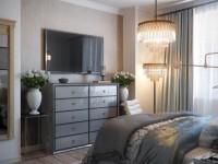 Маленькая спальня — 105 фото идей функционального и уютного дизайна