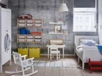 Мебель для детской комнаты — выбор стильного дизайна, удобных форм и современных материалов (120 фото)