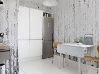 Обои для кухни – самые популярные и лучшие перспективные варианты дизайна (85 фото)