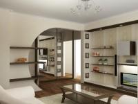 Планировка двухкомнатной квартиры: как выбрать и реализовать самый лучший проект? 125 фото-идей