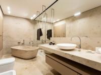Потолок в ванной – какой лучше дизайн выбрать и как украсить своими руками (120 фото-идей 2018 года)