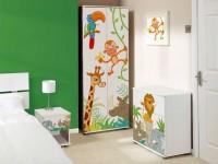 Шкаф в детскую – неотъемлемая часть интерьера или дизайнерские хитрости домашнего декора? 105 фото
