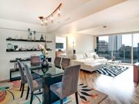 Зонирование гостиной – методы и дизайнерские секреты современного обустройства помещений (110 фото)
