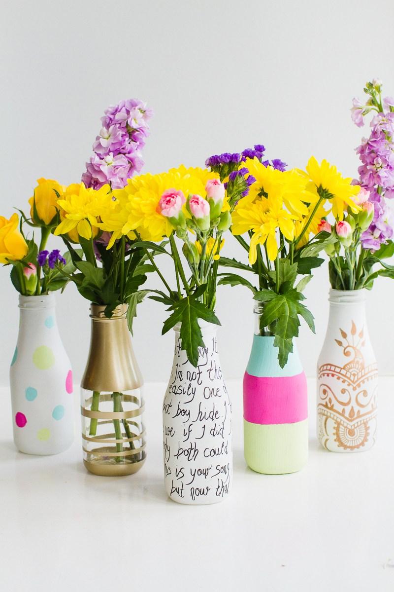 Декор бутылок: 85 фото лучших идей украшения различных типов бутылок своими руками