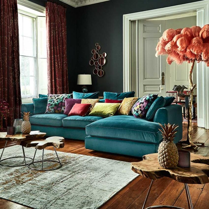 Какие диваны сейчас в моде - Мебельный Журнал