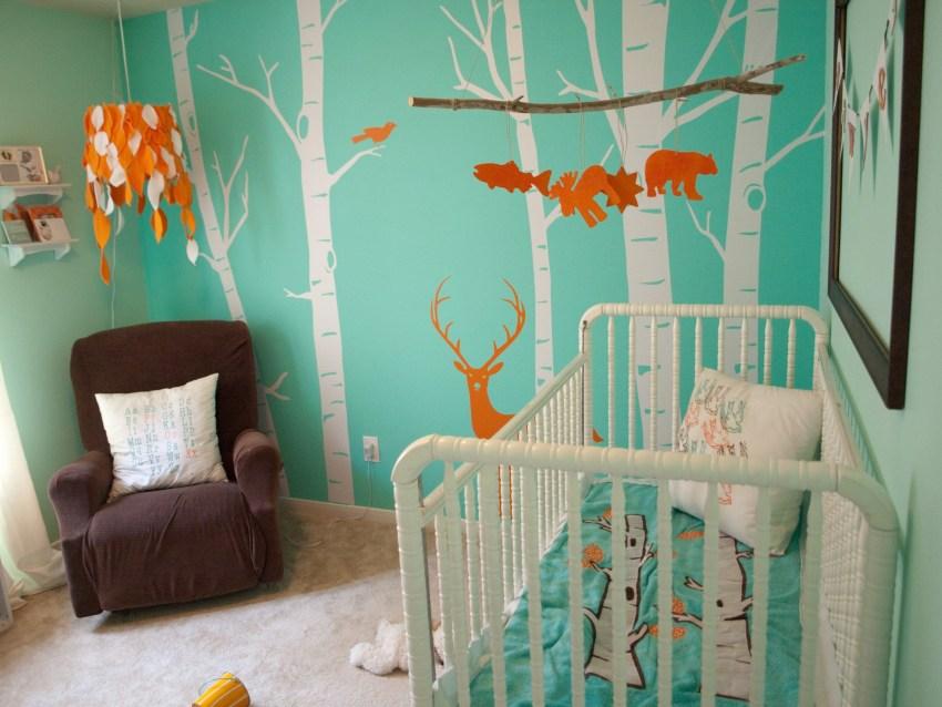 Какая нужна мебель для новорожденного
