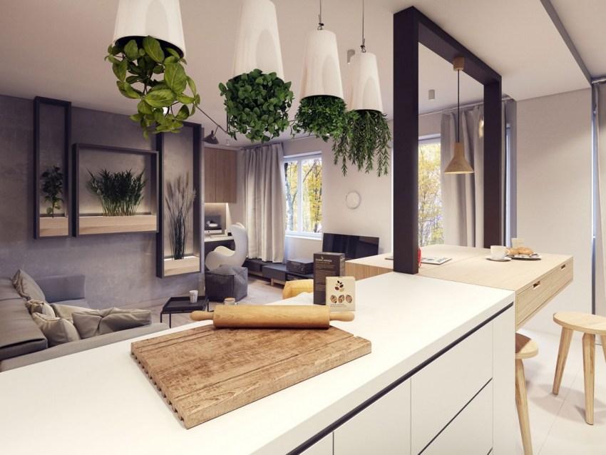 Дизайн квартиры в панельном доме — основные принципы оформления интерьера (70 фото)