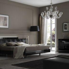 Серая спальня — шикарные идеи дизайна и лучшие варианты украшения (100 фото)
