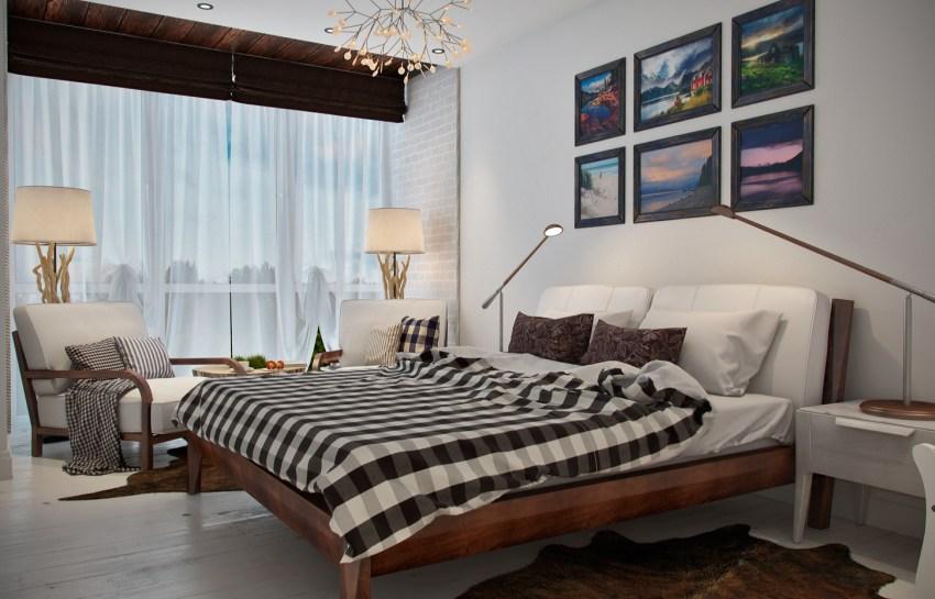 Икеа интерьеры спален