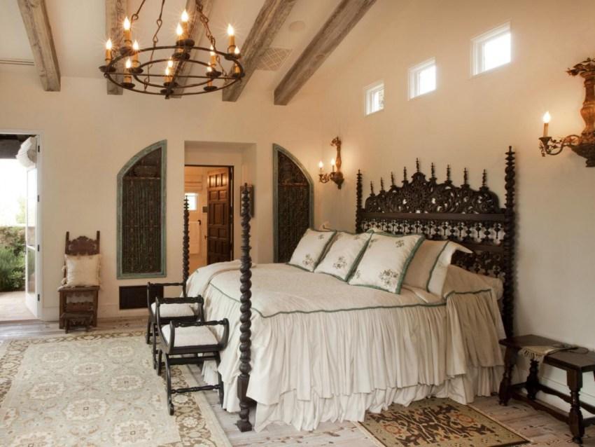 грандесса спальня в готическом стиле фото или дайте