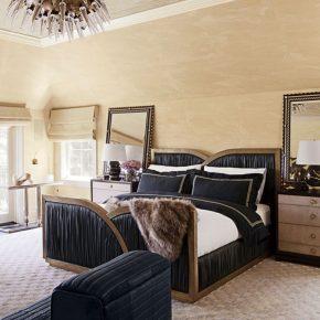 Зеркало в спальню — особенности расположения и правила оформления разных видов зеркал (75 фото)