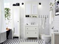 Белая ванная: лучшие идеи создания роскошного дизайна. 85 фото проверенных временем сочетаний