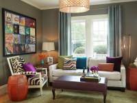 Декор гостиной — 140 фото лучших стильных идей украшения центральной комнаты 2018 г.