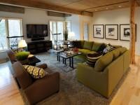 Гостиная 20 кв. м. — 90 фото как организовать и распределить пространство правильно