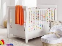 Кроватки для новорожденных — выбираем безопасную и удобную кровать для малыша (110 фото)