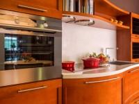 Кухни из МДФ — популярные и необычные идеи реализации столешниц и предметов интерьера (100 фото 2018 г.)