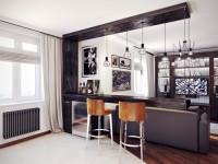 Планировка квартиры — лучшие проекты и базовые сочетания современного дизайна 2017 — 2018 (120 фото)