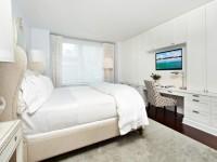 Планировка спальни — возможные простые и сложные варианты создания интерьера (75 фото)