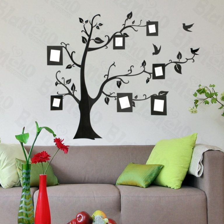 Bathroom wall decals stickers high def photographs