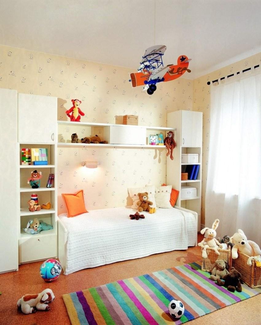 Как оборудовать детскую комнату своими руками 51