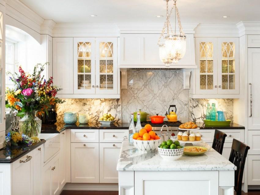 Классическая белая кухня 90 фото кухонь белого цвета в