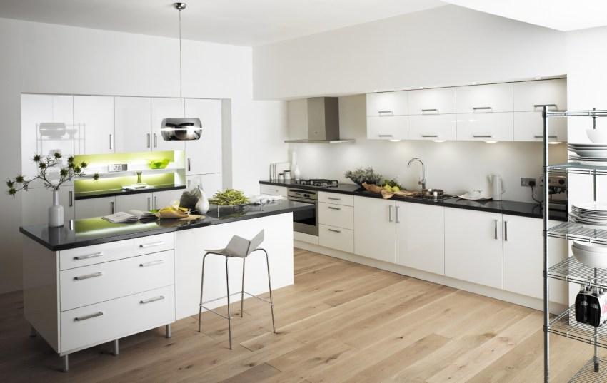 Модель белой кухни
