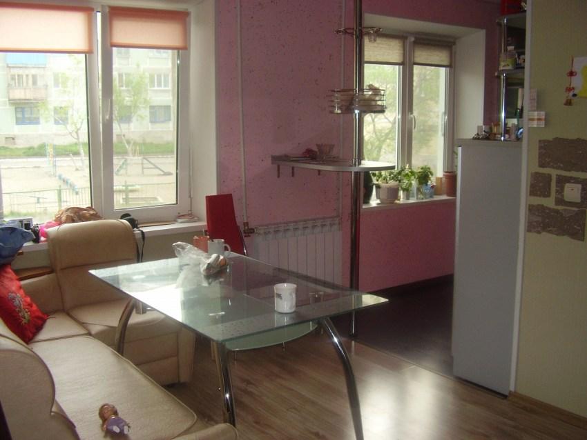Сделать дизайн-проект 2-х комнатной квартиры-распашонки в