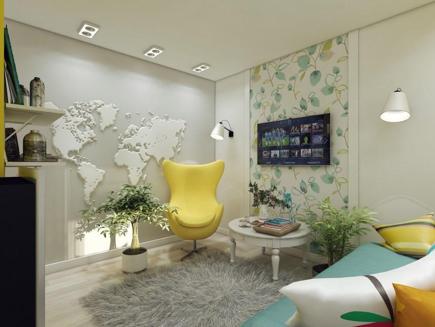 Перепланировка 3 х комнатной квартиры хрущевки