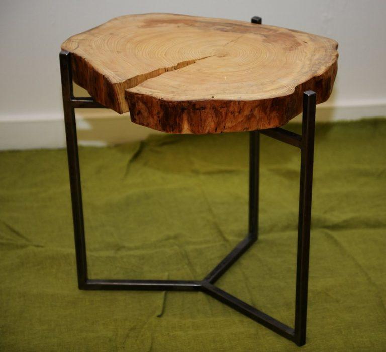 Оригинальные столы из дерева ручной работы Идеи для 64